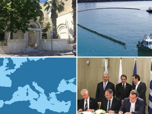 Cyprus, Greece and Israel sign pollution contingency plan_small
