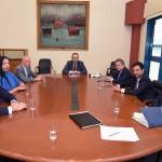 Συνάντηση με Υπουργό