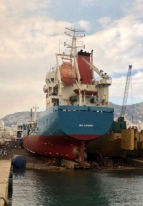 Ganmar shipping