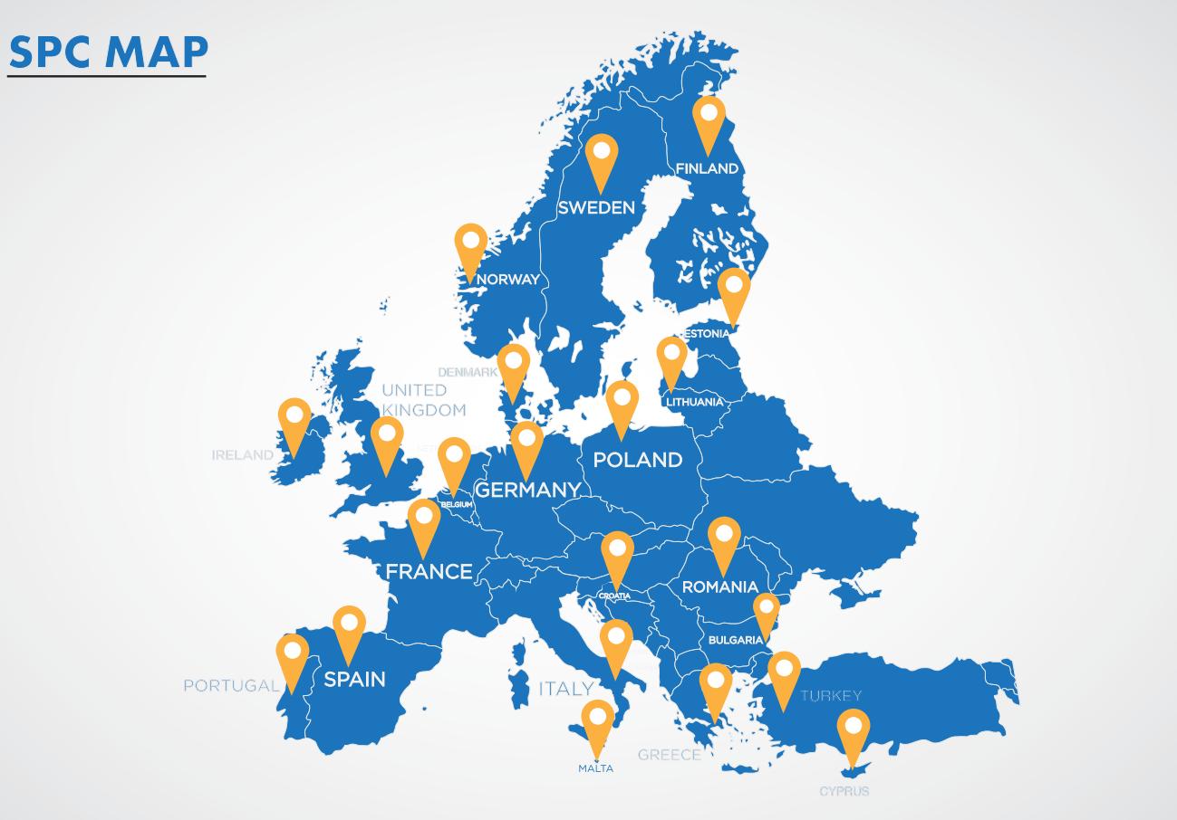 SPC Map